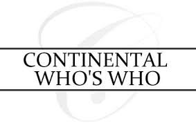 continental whos who